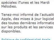 iTunes iPhone disponibles