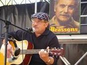 Saint-Brieuc. Georges Brassens, plus vivant jamais
