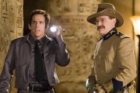 Ben Stiller et Robin Williams