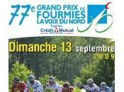 Dernières brèves cyclisme (13/9/2009)