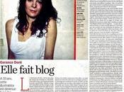 Première BlogoStar Garance Doré