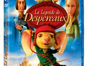 LEGENDE DESPEREAUX test Blu-ray!!!