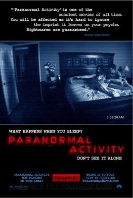 Paranormal Activity : bande-annonce