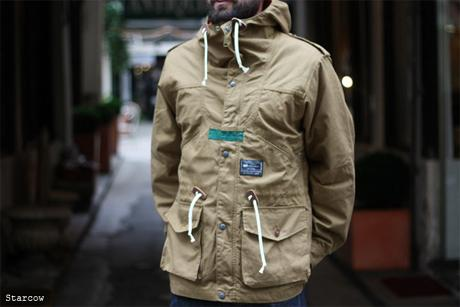 GARBSTORE - F/W '09 JACKET COLLECTION