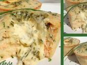 Moelleux saumon, coeur coulant sauce hollandaise ciboulette