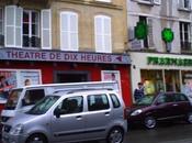 Théâtre heures Trois Baudets