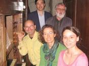 Abbatiale comble concert orgue chant Journées Patrimoine Nantua