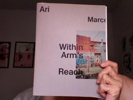ARI MARCOPOULOS - WITHIN ARM'S REACH