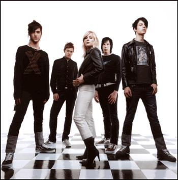 Chanson du jour HM • The Sounds - No one sleeps when I'm awake