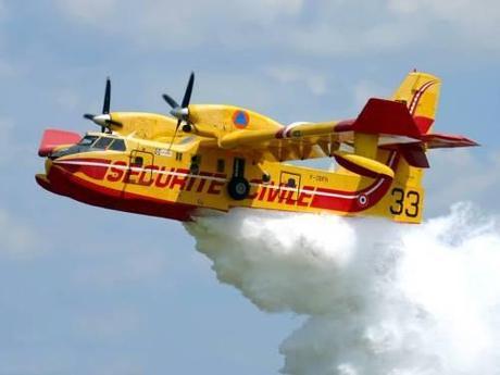 Canadairs - Les pompiers du ciel 2/2