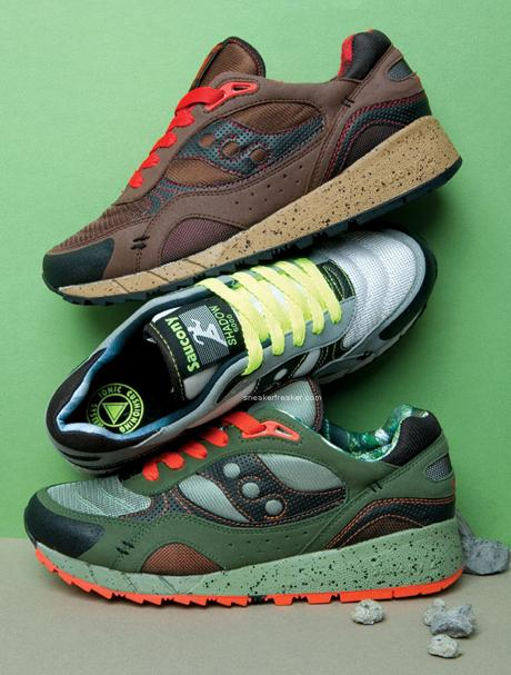 SAUCONY SHADOW 6000 OUTDOOR PACK
