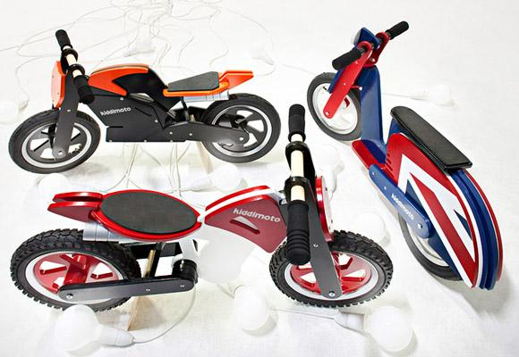 KIDDIMOTO // scooter, chopper & scrambler