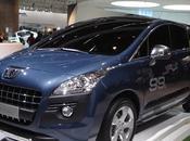 Salon Francfort 2009 voitures hybrides