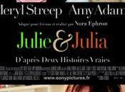 Voici l'affiche film Julie&Julia sortira me...