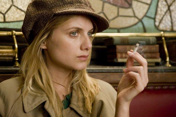 Mélanie Laurent is a fucking basterd