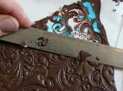 Hidden Magic turquoise chocolat