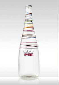 Paul loves Evian