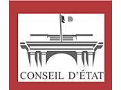 Première saisine Conseil d'Etat proposition