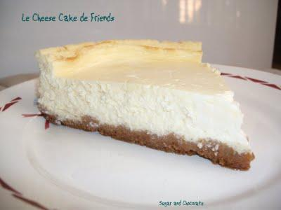 Cheese Cake de Friends