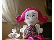 Lallelie poupées tissu personnalisables