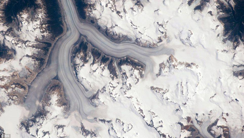 glacier4 Attention : Glaciers en voie de disparition