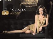 Olivia Wilde prend pose pour campagne Escada