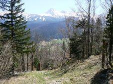 Randonnée au col du Liorin (Vercors - 38)