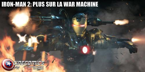 War Machine dans Iron-man 2