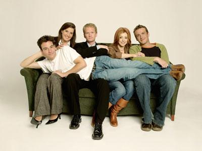 How I Met Your Mother 503 (saison 5, épisode 3) ... le trailer
