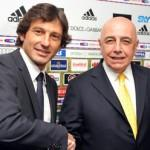 Leonardo et Galliani
