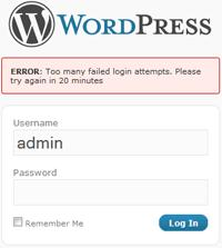 lockdown Wordpress: quelques notions de base concernant la sécurité