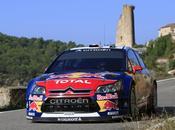 Rallye Catalogne 2009 Tout jouera Grande-Bretagne