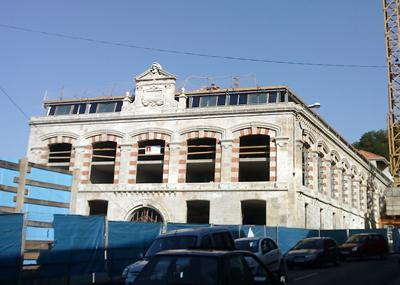 L'immeuble Lacroix-Charbonnaud