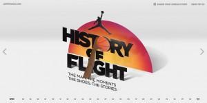 Jordan : History to flight