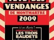 fête vendanges Montmartre 2009