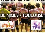 Handball Suivez Nîmes Toulouse Féminin direct live