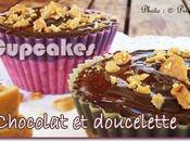 Cupcakes fondants chocolat doucelette