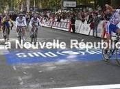 Arrivée Paris-Tours SPRINTS GOGO