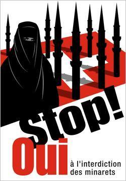 L'interdiction de l'affiche anti-minarets escamote le vrai débat