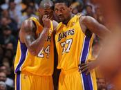 Pré-saison Warriors Lakers (07.10.2009)
