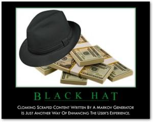black hat community management