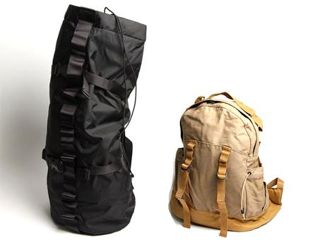 NONNATIVE - F/W '09 BAG COLLECTION