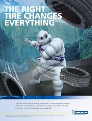 Michelin/ Super Héros!