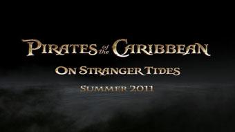 Pirates des Caraibes 4 ... C'est officiel !