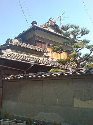 ~Road trip in Japan : Day 2# ->Maison traditionnelle et château de Muragame~