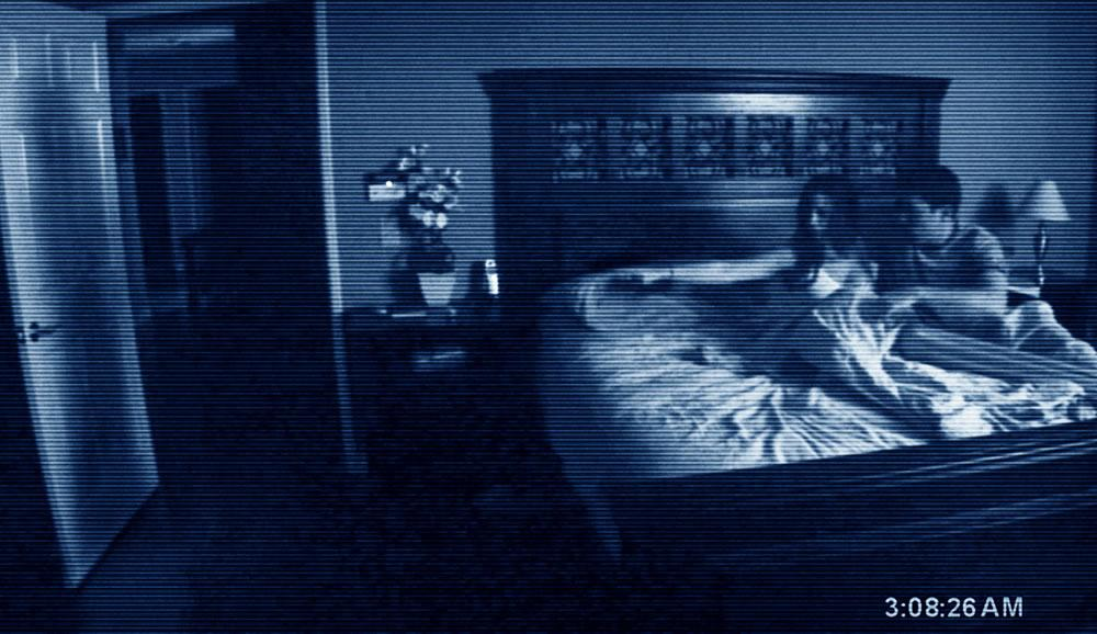 Paranormal activity : cheap is beautiful