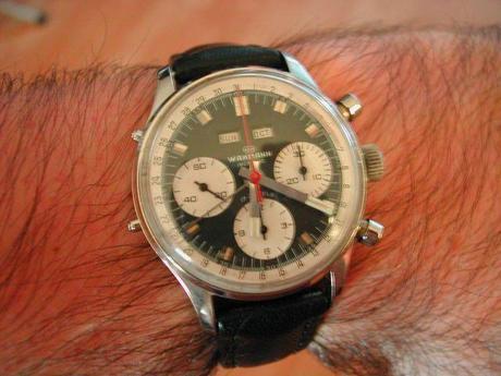 Wakmann cal. Vajoux 730 - Histoire d'une montre