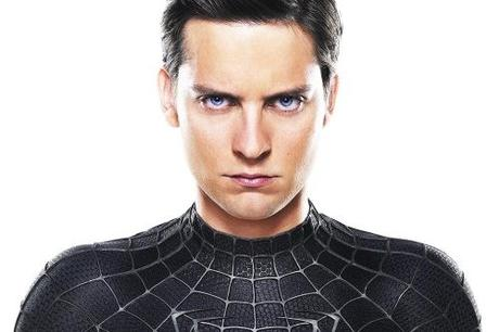 Tobey Maguire dans Spider-Man 3
