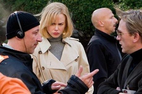 Le réalisateur OLIVER HIRSCHBIEGEL, NICOLE KIDMAN et DANIEL CRAIG