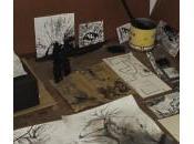 artistes atelier
